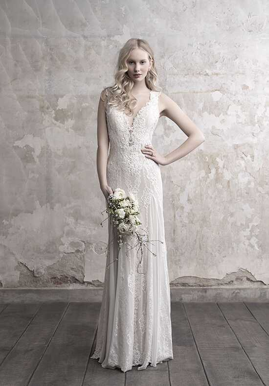 Madison James MJ467 Sheath Wedding Dress