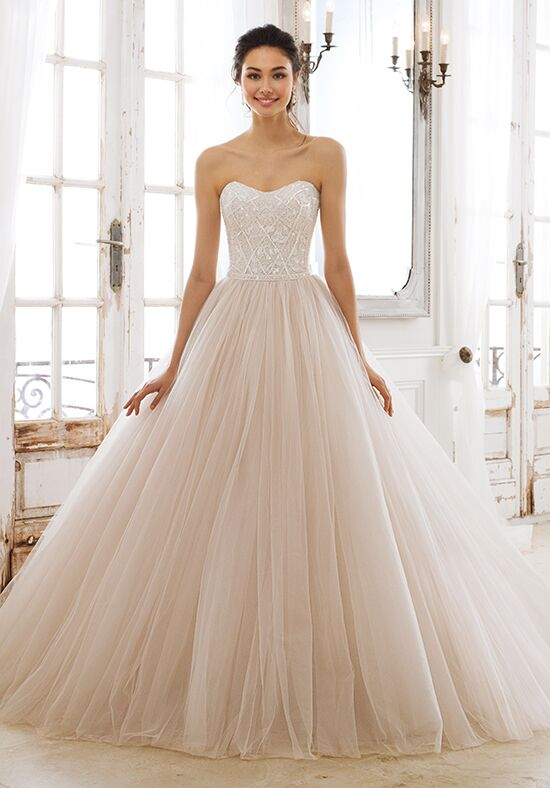 Sophia Tolli Y11880 Zephyra Wedding Dress - The Knot