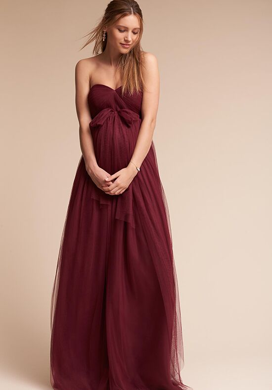 BHLDN (Bridesmaids) Serafina Maternity Bridesmaid Dress - The Knot