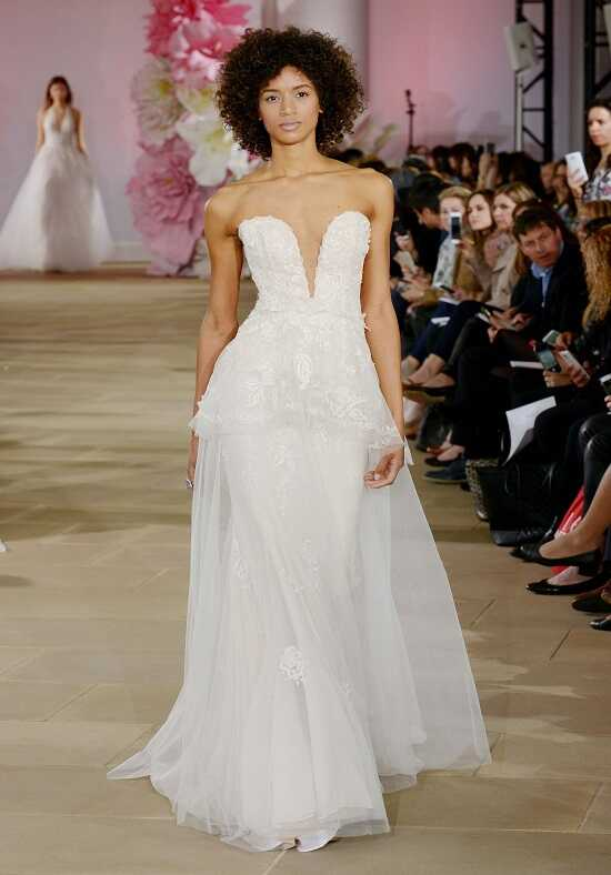 Ines Di Santo Sweet Sheath Wedding Dress
