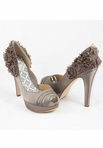Hey Lady Shoes Luck Be A Taupe Shoe
