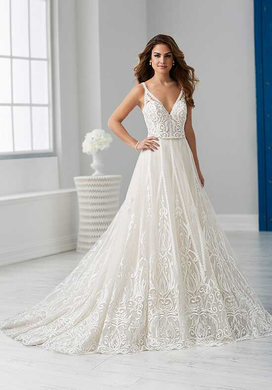 Christina Wu 15682 A-Line Wedding Dress