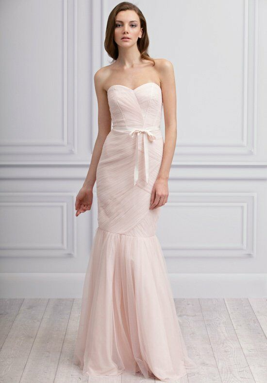 Monique Lhuillier Bridesmaids 450084 Sweetheart Bridesmaid Dress