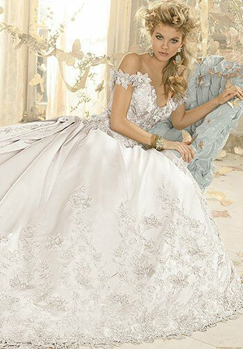 Magnificent Eve Of Milady Ball Gown Ideas - Top Wedding Gowns ...