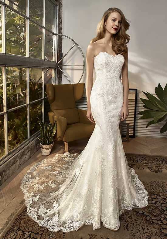Beautiful BT18-03 Mermaid Wedding Dress