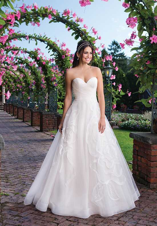 Sincerity Bridal 3910 Ball Gown Wedding Dress