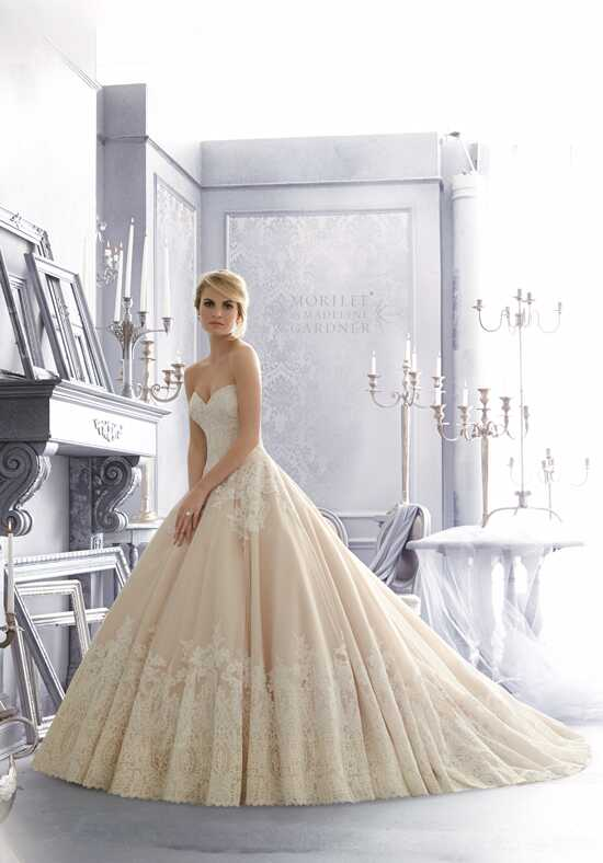 Morilee by Madeline Gardner 2674 Ball Gown Wedding Dress