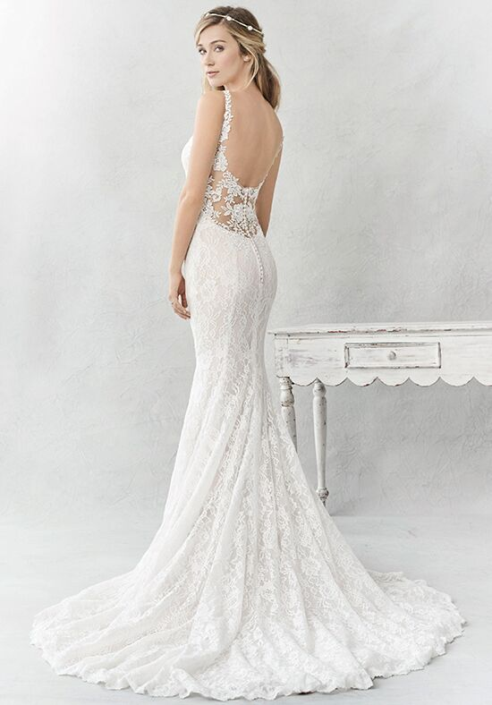 Kenneth Winston: Ella Rosa Collection BE365 Wedding Dress - The Knot