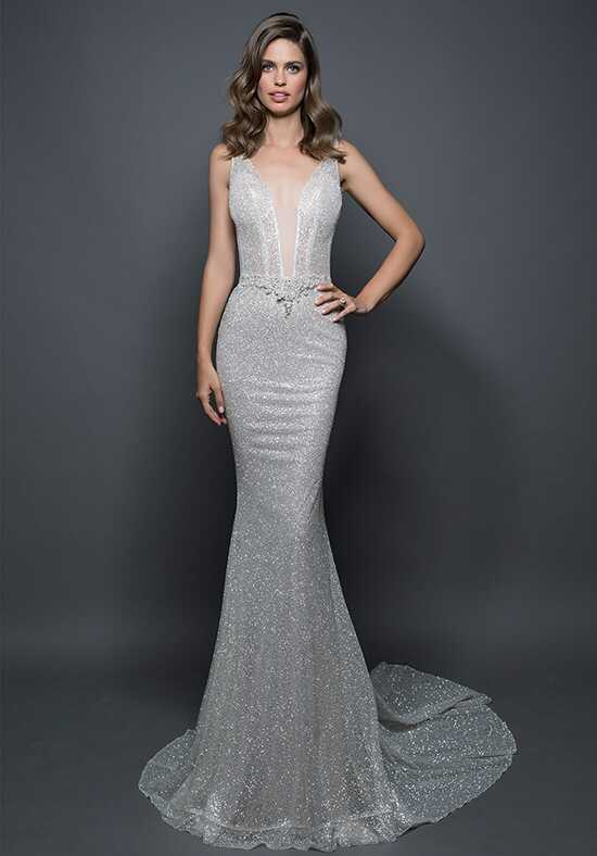 LOVE by Pnina Tornai for Kleinfeld 14584A Wedding Dress