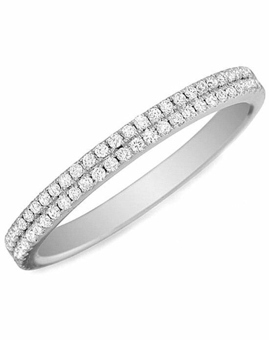Since1910 DB13 White Gold Wedding Ring