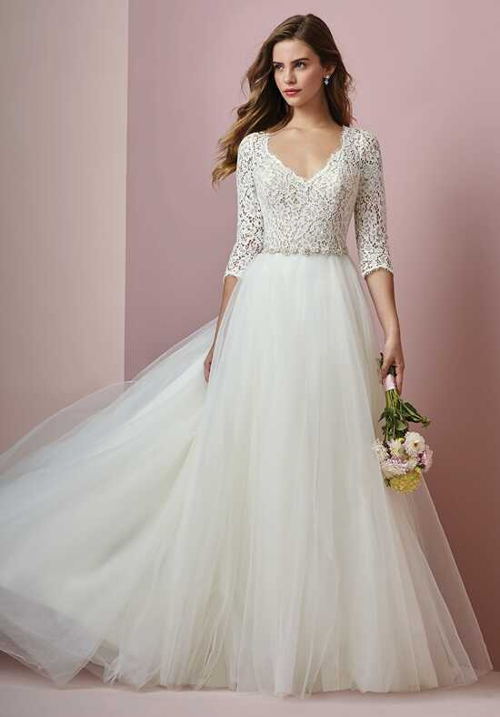 Rebecca Ingram Scarlett Sheath Wedding Dress