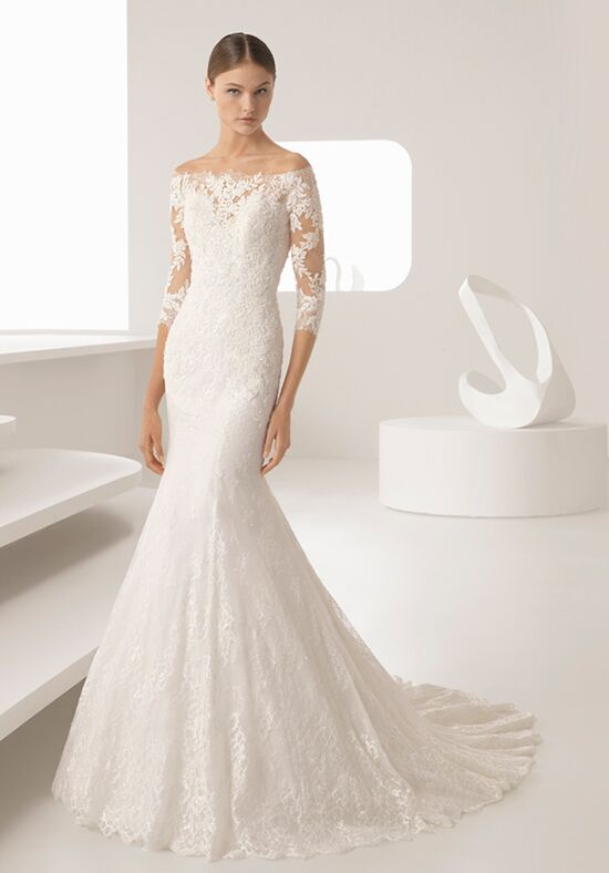Rosa Clará ADAGIO Mermaid Wedding Dress