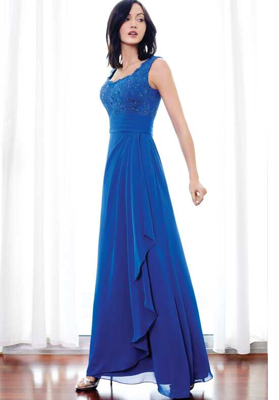 Colour by Kenneth Winston 5252L Bridesmaid Dress