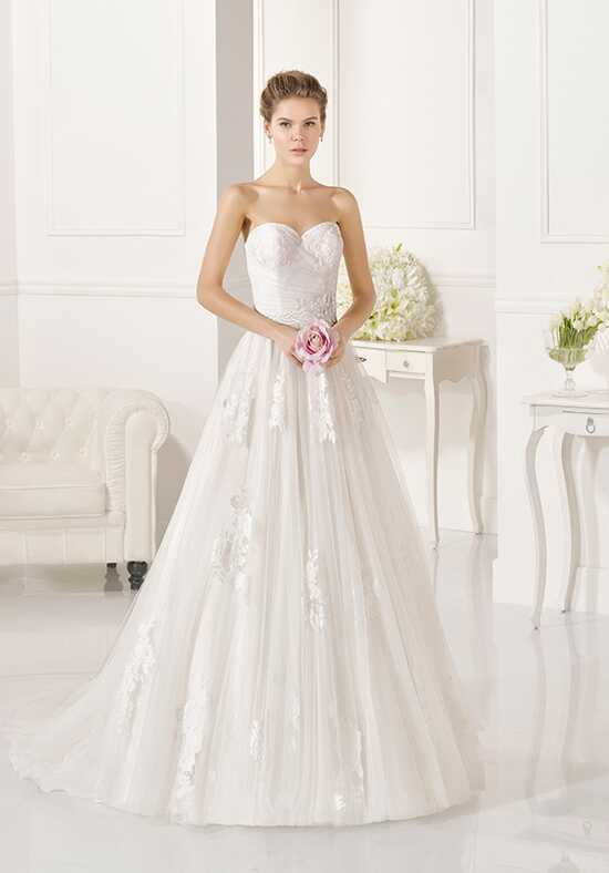 Adriana Alier Zamira A-Line Wedding Dress