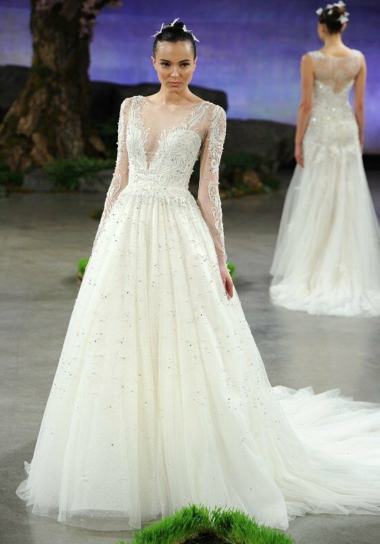 Ines Di Santo Jules Ball Gown Wedding Dress