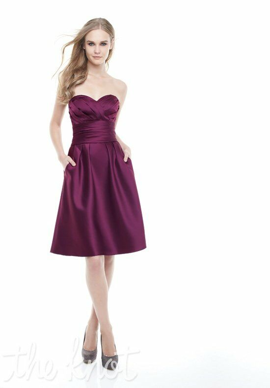 Bill Levkoff 172 Sweetheart Bridesmaid Dress