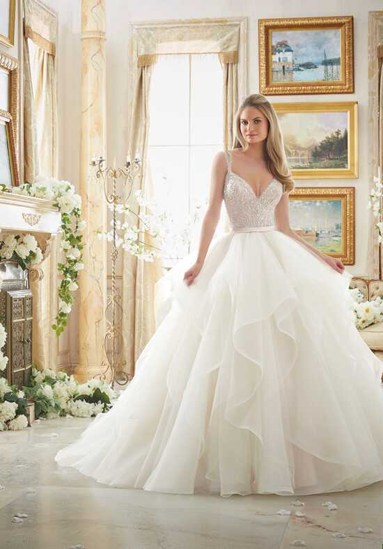 Morilee by Madeline Gardner 2887 Ball Gown Wedding Dress