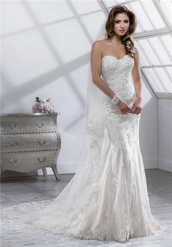 Sottero and Midgley Paula Mermaid Wedding Dress