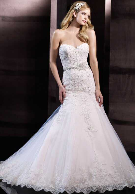 Moonlight Couture H1243 Mermaid Wedding Dress