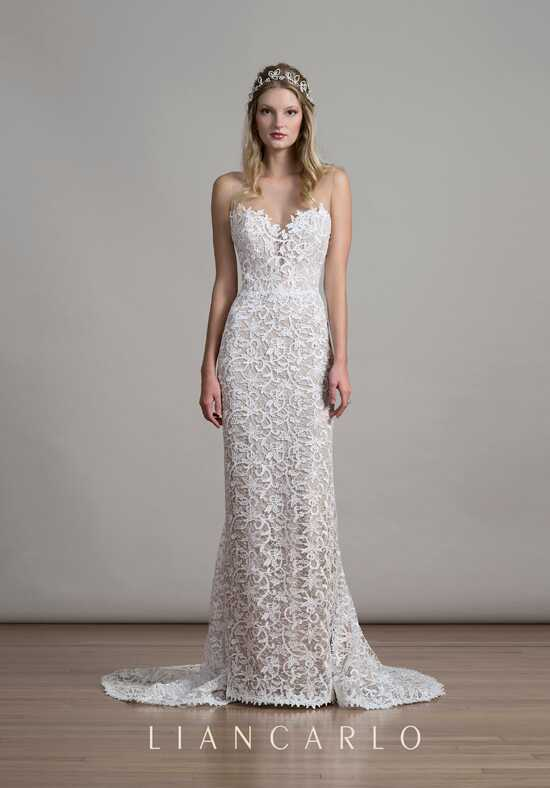 LIANCARLO 6874 Sheath Wedding Dress