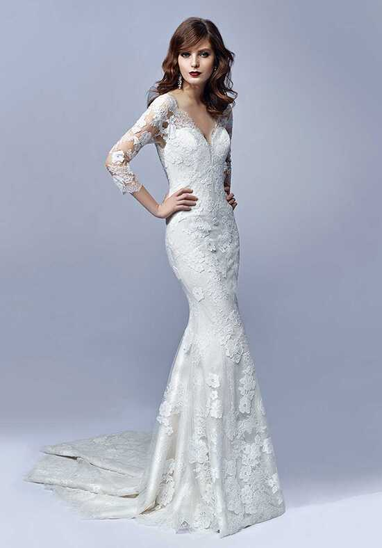 Blue by Enzoani Jojo Mermaid Wedding Dress
