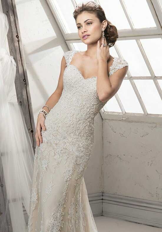 Sottero and Midgley Viera Sheath Wedding Dress