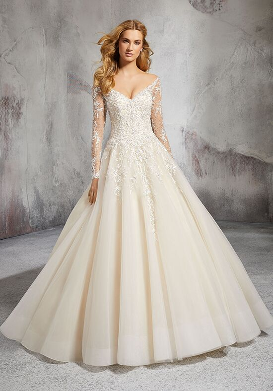Morilee by Madeline Gardner 8281 / Laurel Ball Gown Wedding Dress