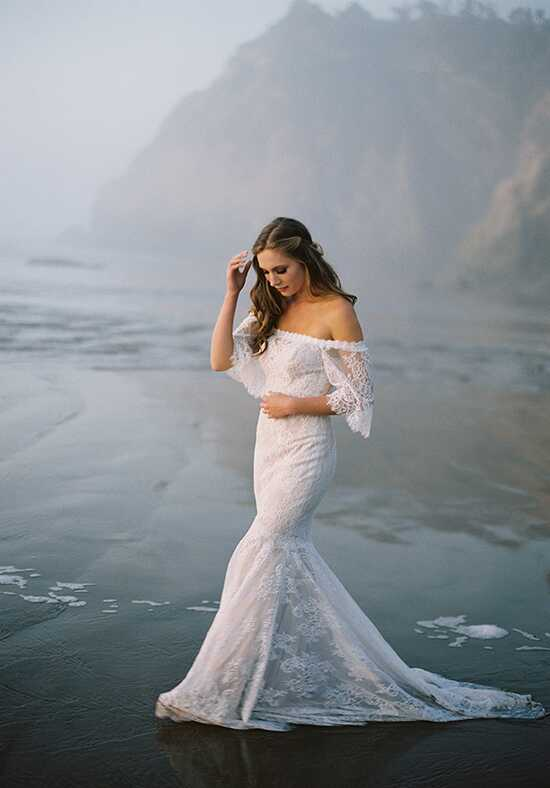 Wilderly Bride Stella Mermaid Wedding Dress
