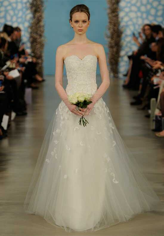 Oscar de la Renta Bridal 2014 Look 20 Wedding Dress photo