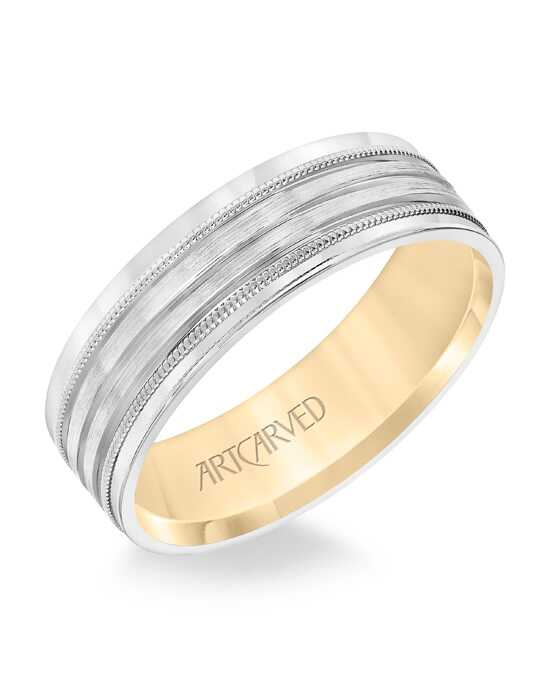 ArtCarved 11-WV8829WY6 Gold Wedding Ring