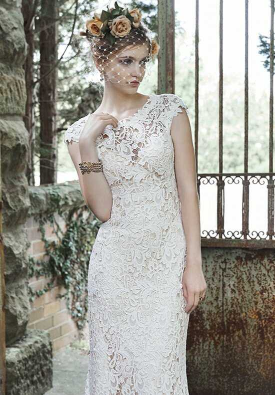 Maggie Sottero Trudy Sheath Wedding Dress