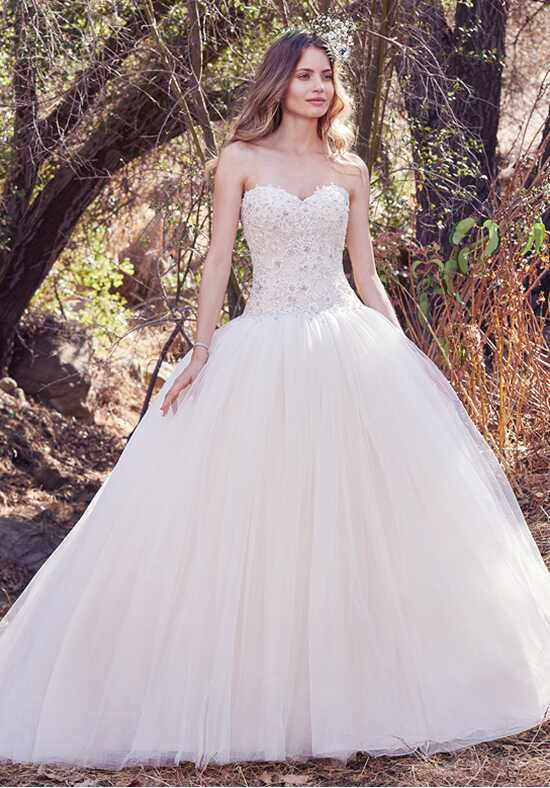Maggie Sottero Libby Ball Gown Wedding Dress