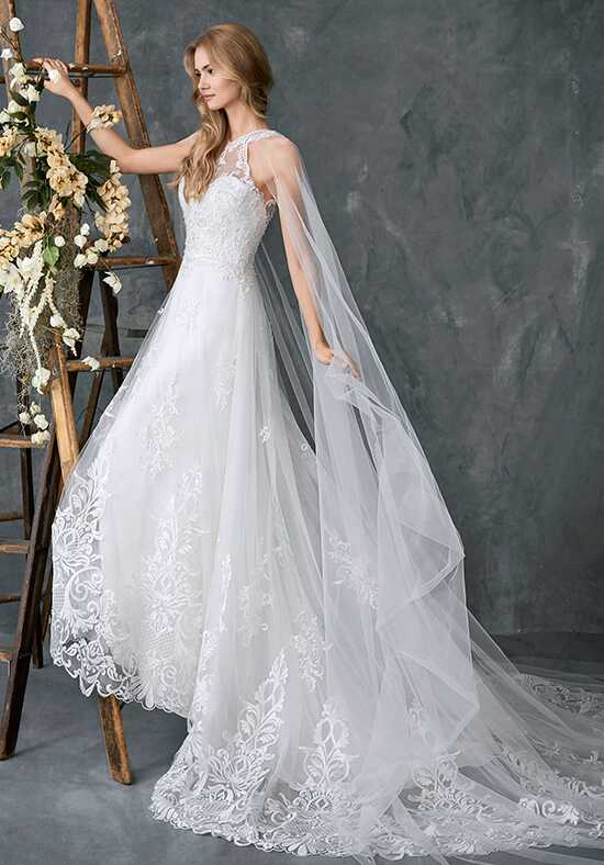 Kenneth Winston 1763 A-Line Wedding Dress