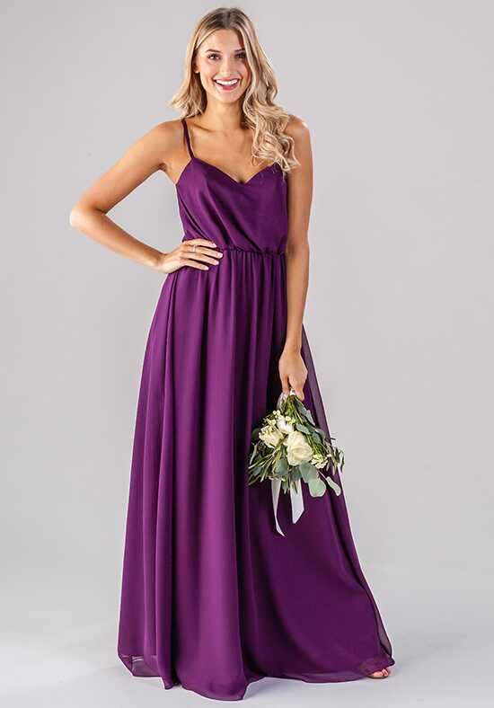 Kennedy Blue Lana V-Neck Bridesmaid Dress