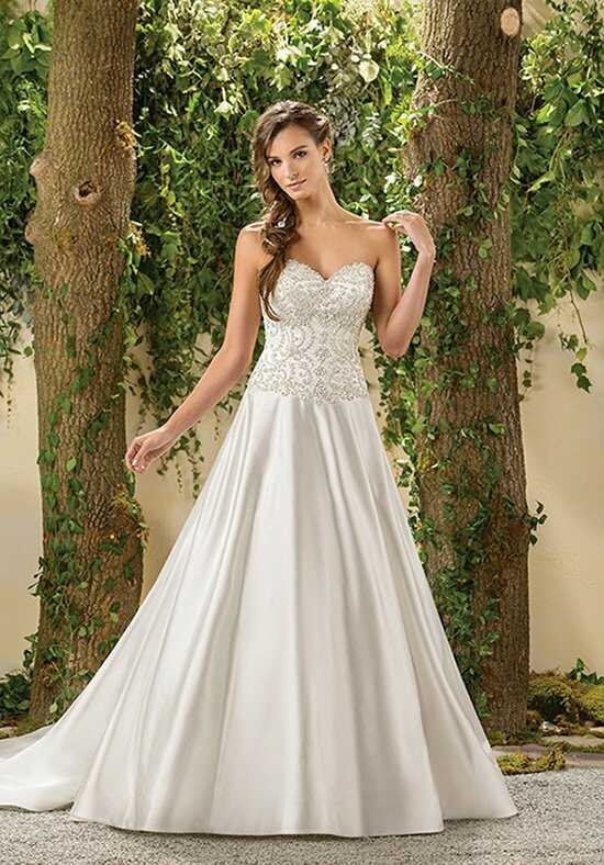 Jasmine Collection F181013 Ball Gown Wedding Dress