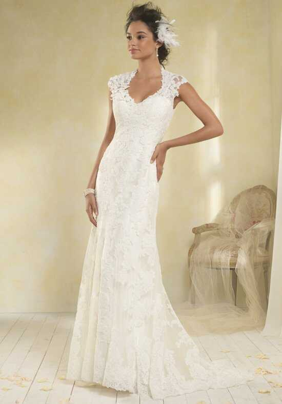 Alfred Angelo Modern Vintage Bridal Collection 8516 Mermaid Wedding Dress