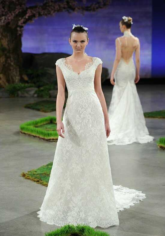 Ines Di Santo Rachael A-Line Wedding Dress