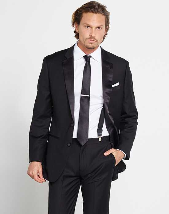 The Black Tux The Rat Pack Outfit Wedding Tuxedos + Suit photo
