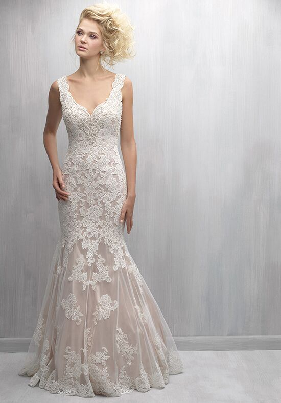 Madison James MJ267 Sheath Wedding Dress