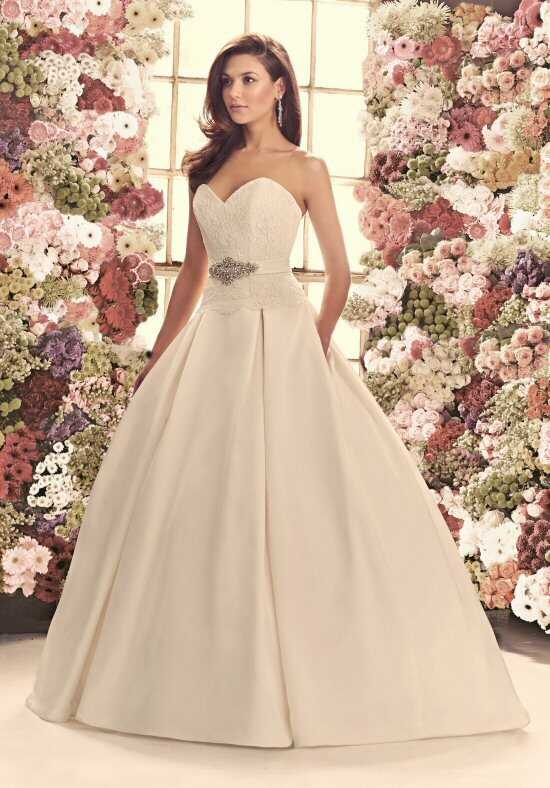 Mikaella 1916 Ball Gown Wedding Dress