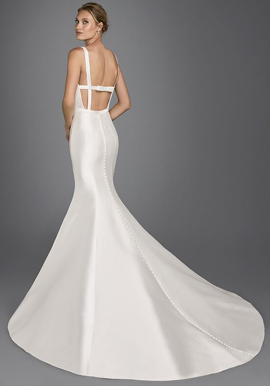 Luna Novias HUXLEY Mermaid Wedding Dress