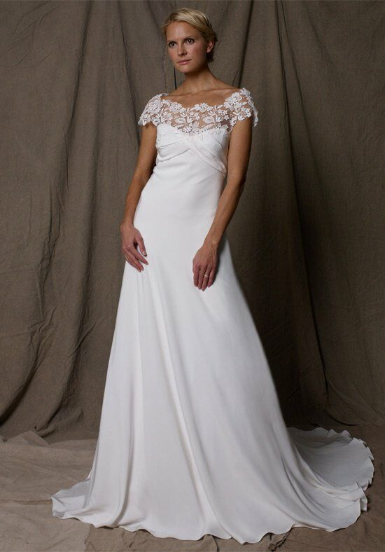 Lela rose the woods wedding dress the knot for How do you preserve a wedding dress