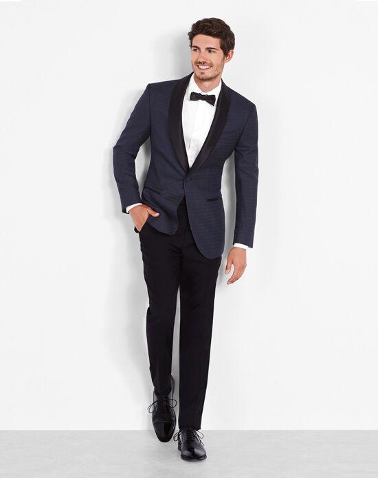 The black tux the tyson wedding tuxedo the knot the black tux the tyson blue white tuxedo junglespirit Images