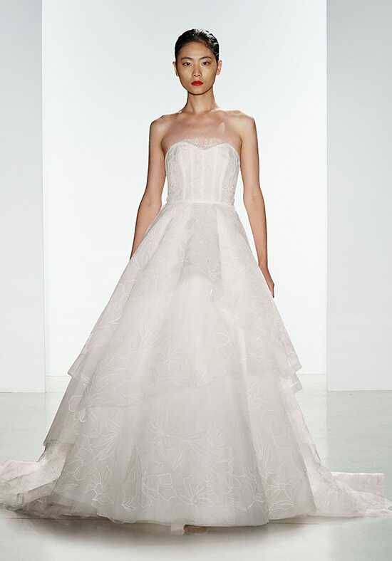 Amsale Quinton Ball Gown Wedding Dress