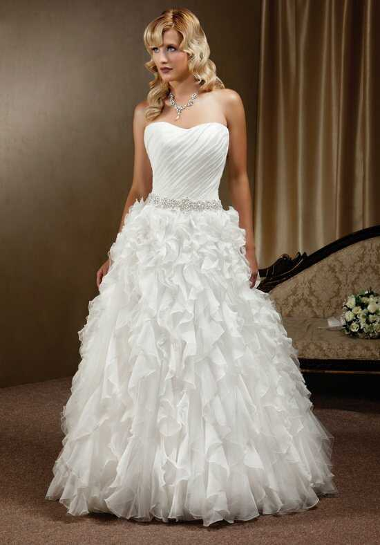 Mia Solano M1218L Wedding Dress photo
