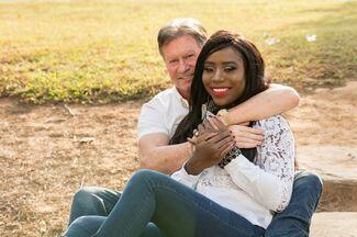 Paulette Kpannah And Peter Jordan Wedding Photo 2