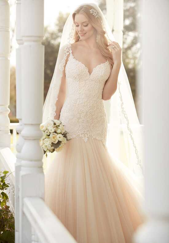Martina Liana 820 Mermaid Wedding Dress