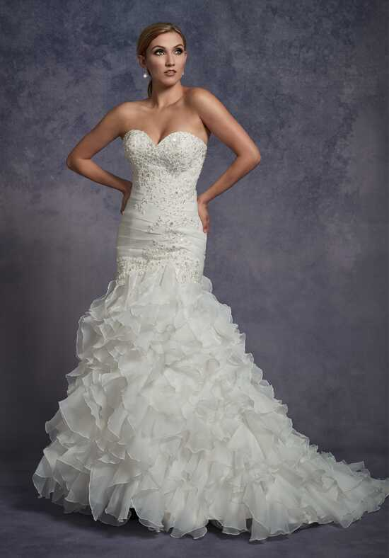 Mary's Bridal 3Y695 Mermaid Wedding Dress