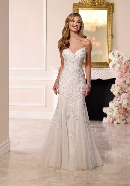 Stella York 6203 Sheath Wedding Dress