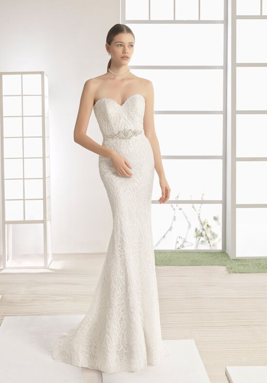 Soft by Rosa Clará Weber Mermaid Wedding Dress